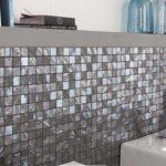Une sélection de mosaïques tendances pour salle de bain