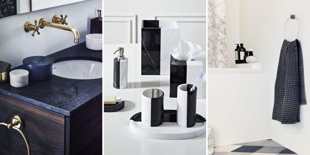 accessoire salle bain