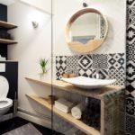 Rangement salle de bain; conseils & équipement
