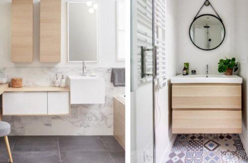 concevoir salle bain moderne